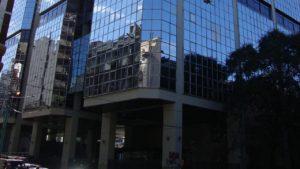 Edificio anexo del Congreso Nacional, Riobamba y Rivadavia.