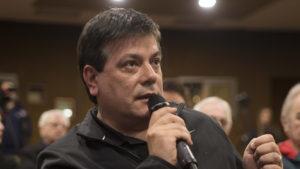 Horacio Maldonado. Secretario General de DAC.