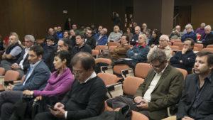 Conferencia de Prensa de la Mesa Multisectorial Audiovisual  en la Cámara de Diputados del Honorable Congreso de la Nación