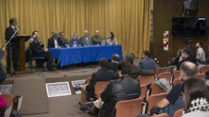 Conferencia de Prensa en el Auditorio Anexo A de la Cámara de Diputados del Honorable Congreso de la Nación