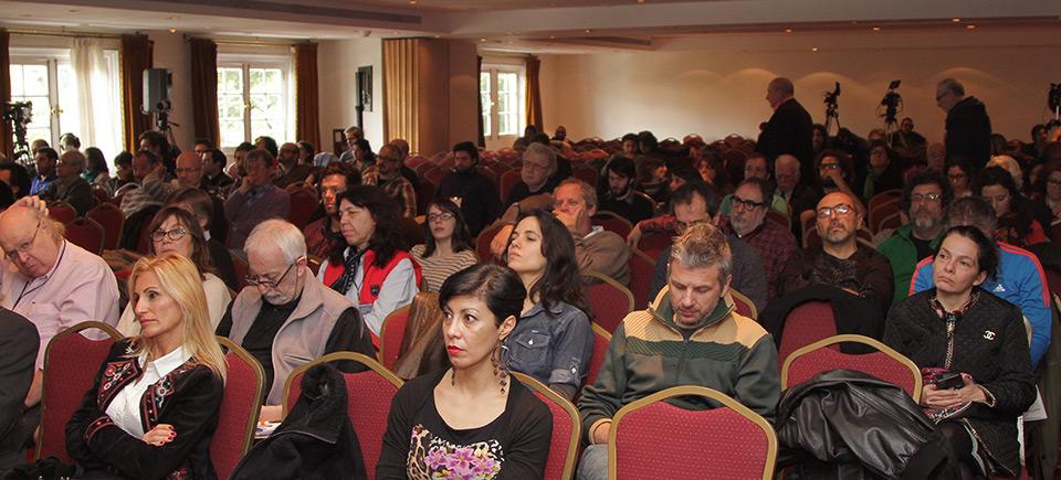 Directores / Encuentro Multisectorial por el Trabajo, la Ficción y la Industria Audiovisual Nacional