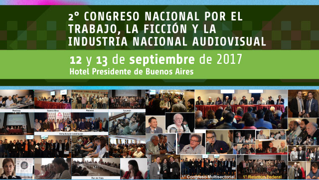 2do Congreso Multisectorial Audiovisual