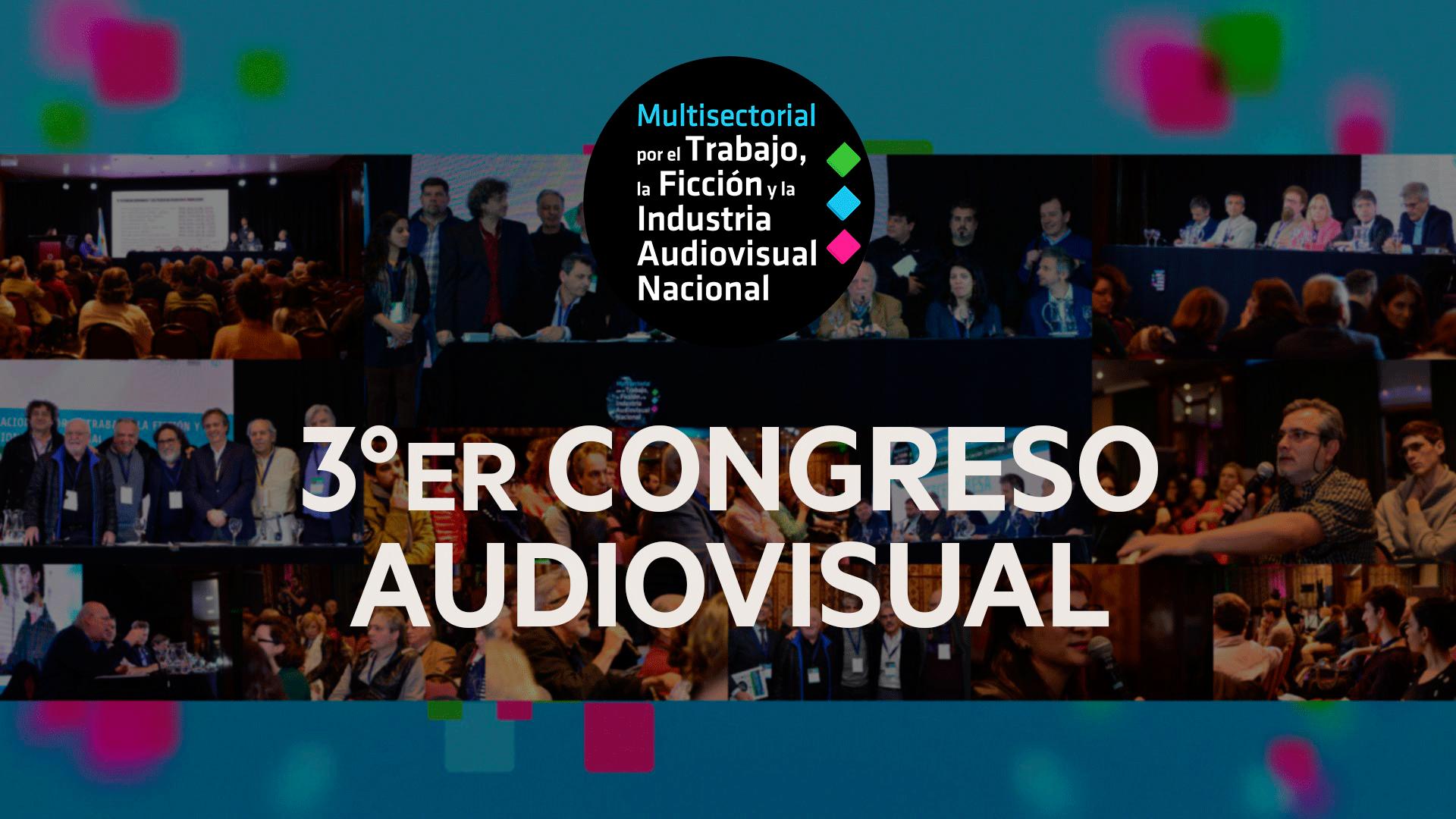 Conclusiones 3° Congreso Audiovisual 2018